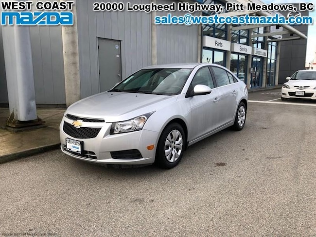 2013 Chevrolet Cruze LT TURBO- AUTO- LOW KMS!! Sedan