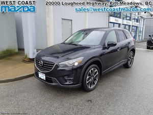 2016 Mazda CX-5 GT-TECH-AWD- LEATHER- SUNROOF