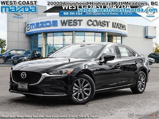 2018 Mazda Mazda6 GS-L- JET BLACK- TURBO- LEATHER- SUNROOF Sedan
