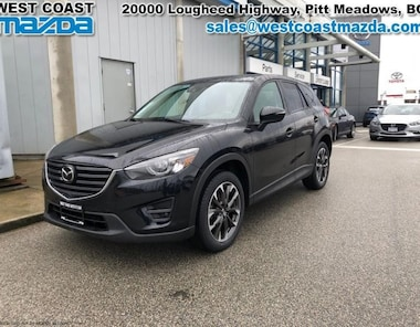 2016 Mazda CX-5 GT TECH- AWD- LEATHER- SUNROOF- FULL LOAD SUV