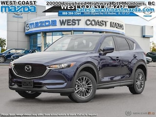2019 Mazda CX-5 GS- DEEP CRYSTAL BLUE- AWD- COMFORT PKG SUV