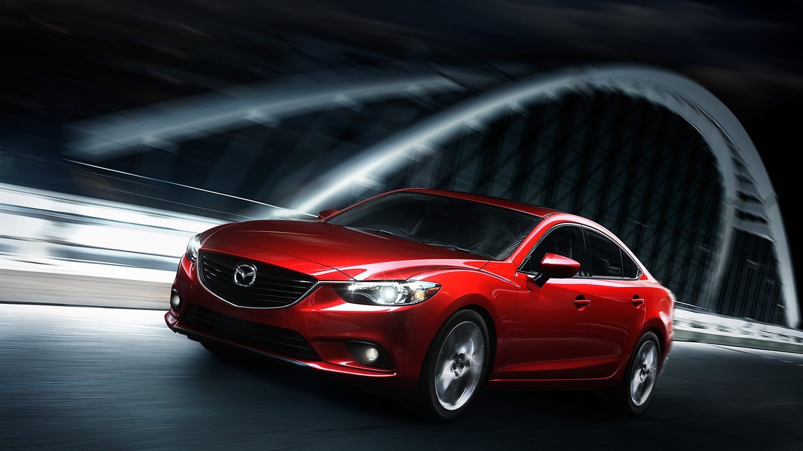 2015 Mazda6 Exterior Front