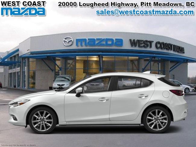 2018 Mazda Mazda3 GT - SNOWFLAKE WHITE - HEATED SEATS - BLUETOOTH Hatchback