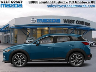 2019 Mazda CX-3 GT- ETERNAL BLUE- AWD- LEATHER- SUNROOF SUV