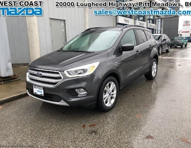2017 Ford Escape SE- AWD- BLUETOOTH- SUNROOF- LOW KMS!! SUV