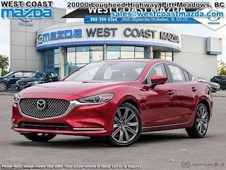 2018 Mazda Mazda6 SIGNATURE- SOUL RED CRYSTAL- AUTO- FULL LOAD!! Sedan