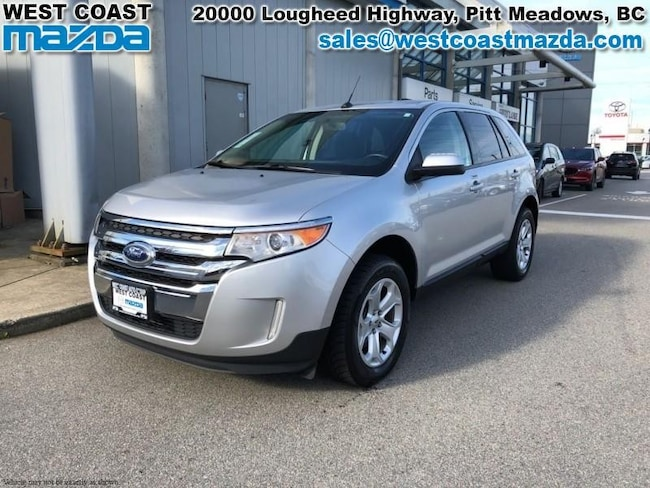 2014 Ford Edge SEL-FWD-AUTO-LOW KMS!! SUV