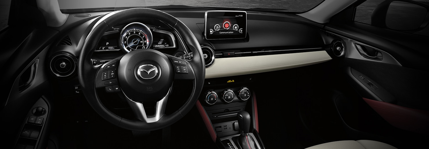 2017 Mazda CX-3 Interior Dashboard