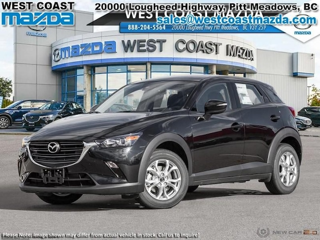 2019 Mazda CX-3 GS- JET BLACK- AWD- BLUETOOTH- REVERSE CAM SUV