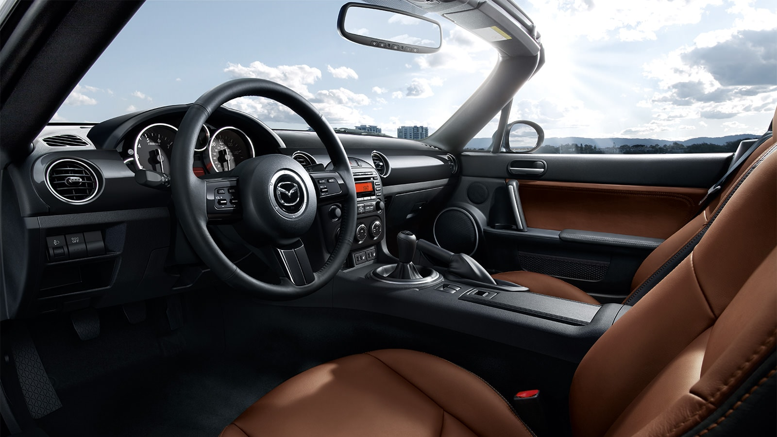 2015 Mazda MX-5 Interior Seating