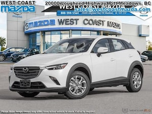 2019 Mazda CX-3 GS- SNOWFLAKE WHITE- AWD- BLUETOOTH- REVERSE CAM