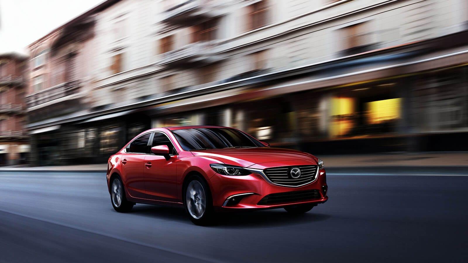 Mazda Mazda6: Customer Assistance (Canada)