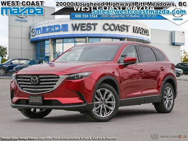 2019 Mazda CX-9 GS-L- SOUL RED CRYSTAL- AWD- SUNROOF- LEATHER SUV