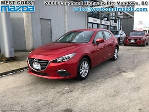 2016 Mazda Mazda3 GS- SPORT- AUTO- REVERSE CAM- BLUETOOTH