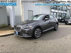 2019 Mazda CX-3 GT- AWD- AUTO- LEATHER- SUNROOF- NAV- LOW KMS!!