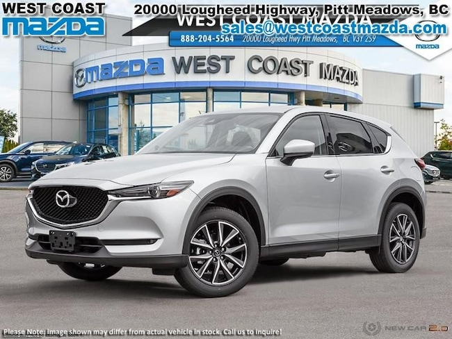 2018 Mazda CX-5 GT- SONIC SILVER- AWD- LEATHER- SUNROOF SUV