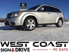 2012 Dodge Journey R/T AWD *NAVIGATION* 7 PASSENGER* REMOTE START* SUV