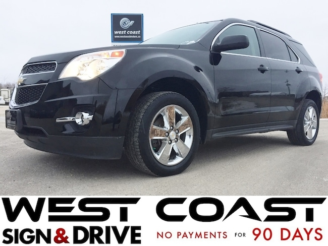2013 Chevrolet Equinox 2LT AWD *HEATED LEATHER/NAV/REMOTE START* SUV
