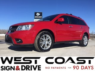 2013 Dodge Journey R-T AWD *HEATED LEATHER* REMOTE START* SUV
