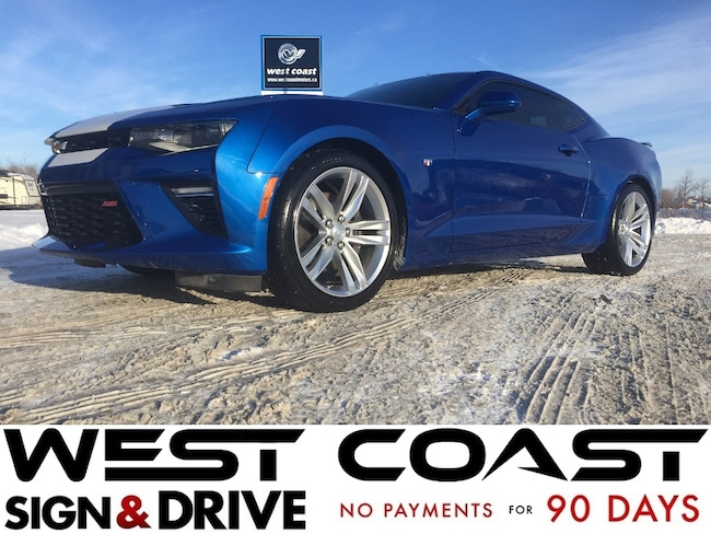 2016 Chevrolet Camaro 2SS *6.2L* NAVIGATION* HTD/COOLED LEATHER SEATS* Coupe