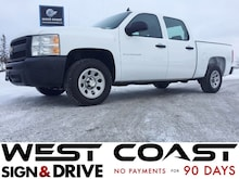 2012 Chevrolet Silverado 1500 WT 4X4 Crew Cab *NEW TIRES* CLEARANCE SALE* Truck Crew Cab