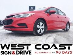 2017 Chevrolet Cruze LS *Local Car* Clean Carproof* 4G Wi-Fi* Sedan