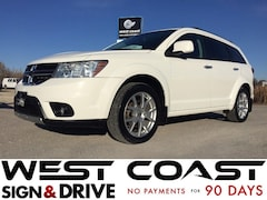 2011 Dodge Journey R/T AWD *7 PASSENGER* REMOTE START* HTD LEATHER* SUV
