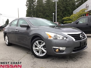 2015 Nissan Altima 2.5 SV Tech Pkg - local one owner w/ no accidents Sedan
