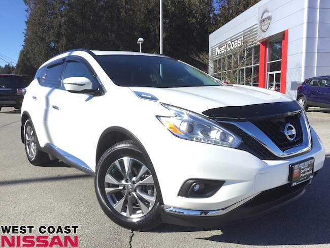 2016 Nissan Murano SV awd  - local vehicle with no accidents SUV