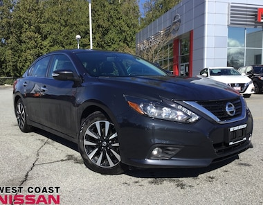 2017 Nissan Altima 2.5 SL - local one owner Certified Preowned Nissan Sedan