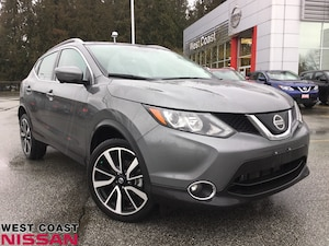 2018 Nissan Qashqai SL - Certified Preowned Vehicle