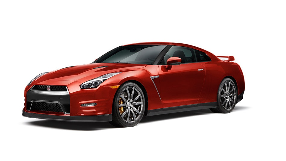 2015 Nissan GT-R Exterior Front End