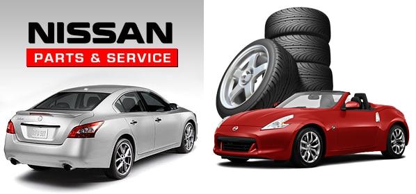 Central Coast Nissan Parts Department
