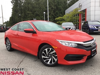 2016 Honda Civic Coupe LX - local one owner vehicle with one small ICBC r Coupe