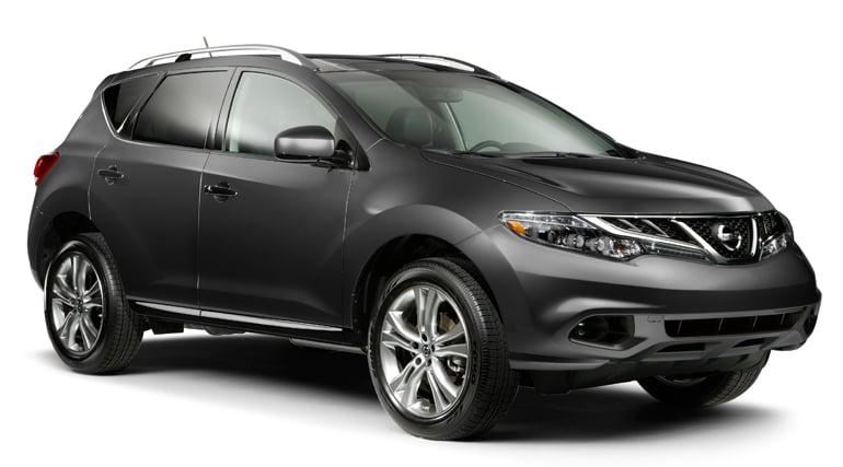 2014 Nissan Murano Front