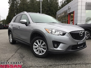2015 Mazda CX-5 GS awd - local vehicle with no accidents