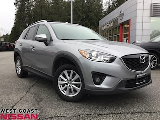 2015 Mazda CX-5 GS awd - local vehicle with no accidents SUV