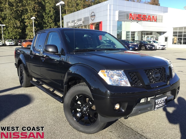 2019 Nissan Frontier Midnight Edition Truck Crew Cab