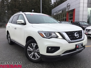2018 Nissan Pathfinder SV Tech - local vehicle no accidents