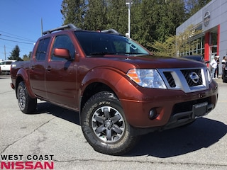 2017 Nissan Frontier PRO-4X - local one owner with no accidents Crew Cab