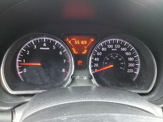 nissan versa note 2014 gas gauge