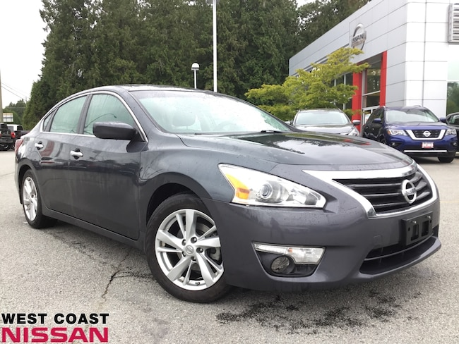 2013 Nissan Altima 2.5 SV - local one owner vehicle with no accidents Sedan
