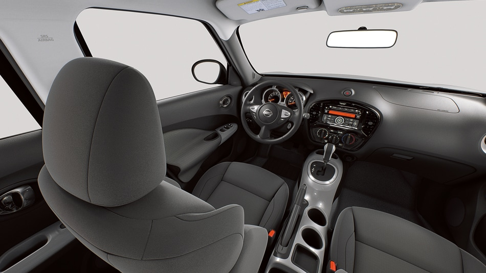 2014 Nissan Juke Interior Dashboard