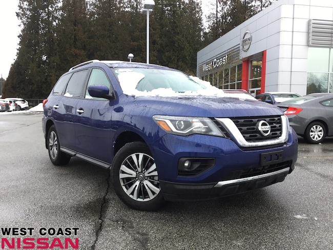 2018 Nissan Pathfinder SV Tech - local vehicle with no accidents SUV