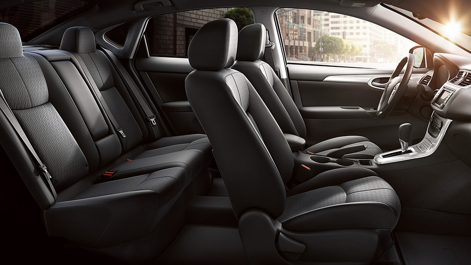 2015 Nissan Sentra Interior Seating