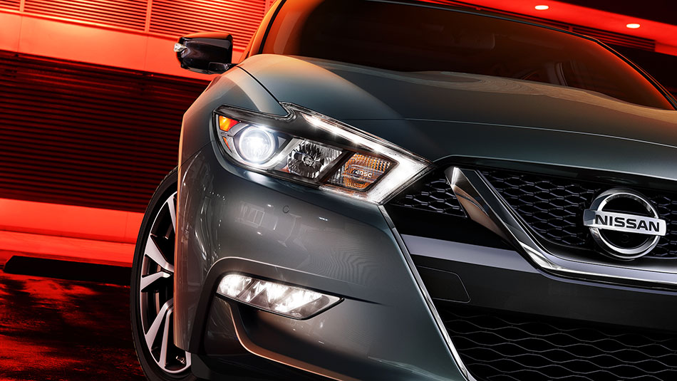2016 Nissan Maxima Exterior Front End