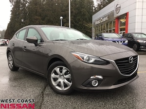 2014 Mazda Mazda3 GT - local vehicle with no accidents