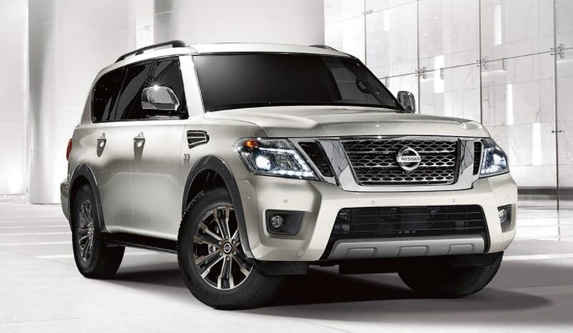 2018 Nissan Armada: Changes, Features, Price >> 2018 Nissan Armada West Coast Nissan