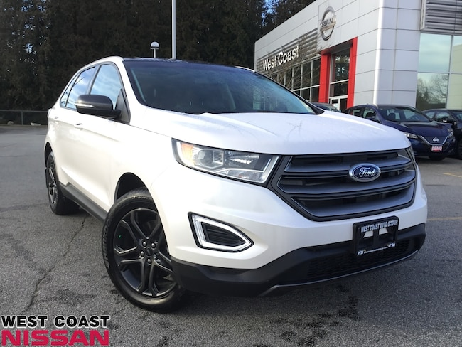 2018 Ford Edge SEL AWD - local vehicle with no accidents SUV