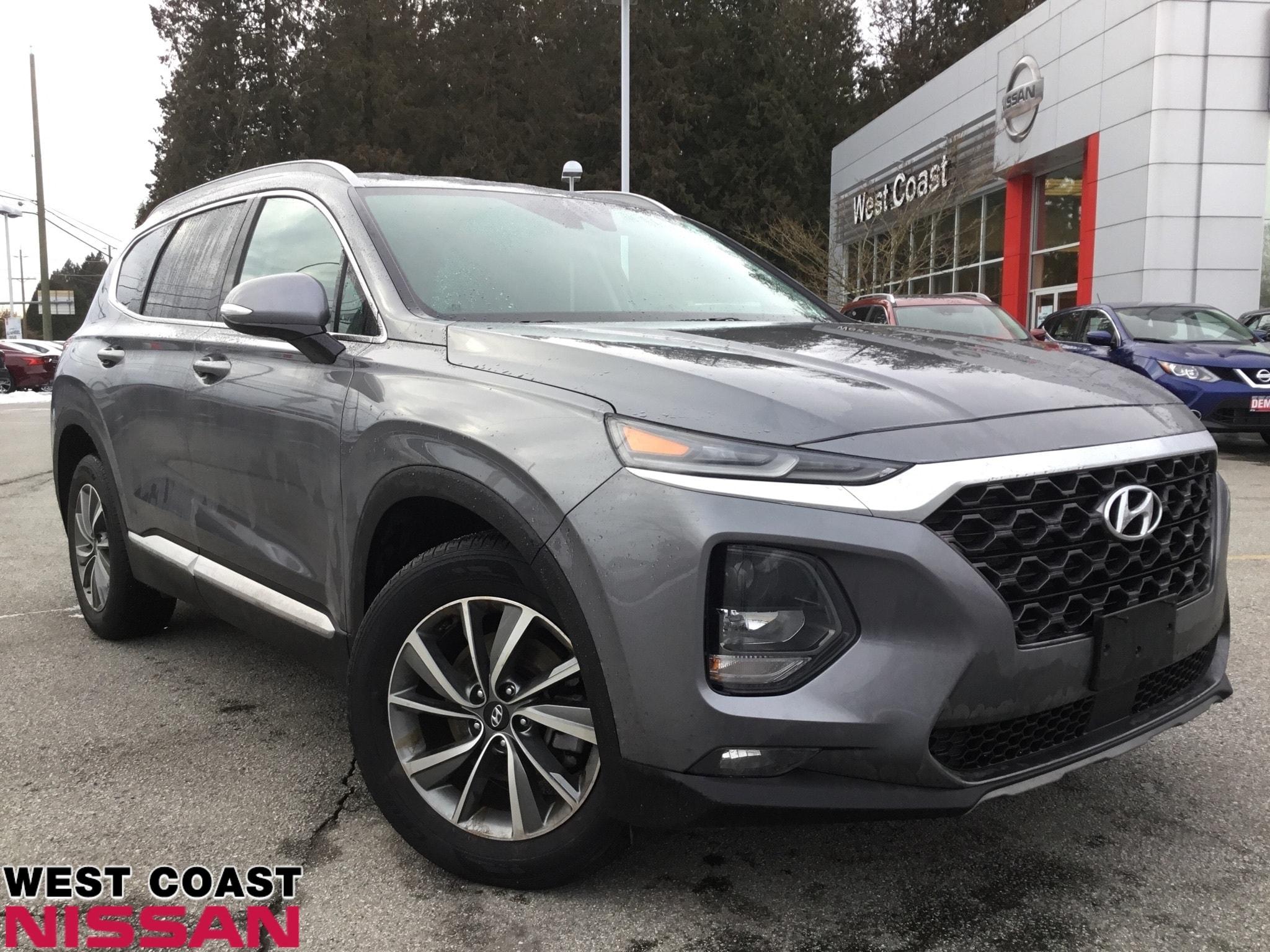 2019 Hyundai Santa Fe Sport Preferred 2.4L awd - local vehicle no accidents SUV